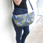 sac tropical J porté