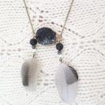 collier-plume-naturelle-quartz-noir