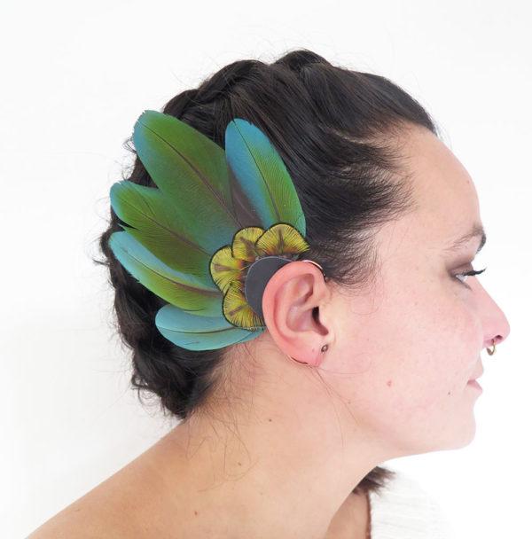 ear-cuff-plume-naturelle-bijou-boheme-