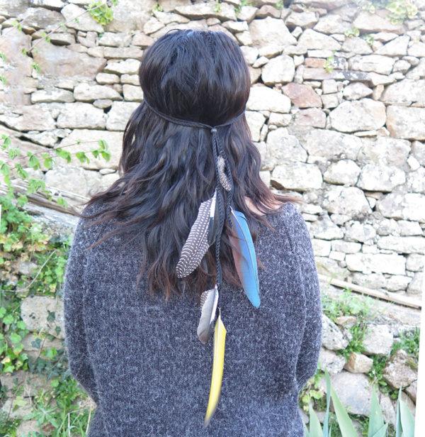 bandeau-plume-hippie-chic-noir